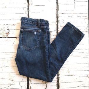 Tommy Hilfiger distressed boyfriend jeans